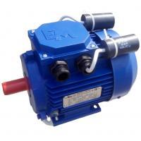 Однофазный электродвигатель 1.5 кВт 3000 об АЭМУТ80А2