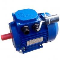 Однофазный электродвигатель 2.2 квт 3000 об/мин 220в - АИРУТ80В2
